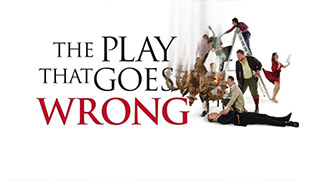 The play that goes wrong i Malmö 6 okt